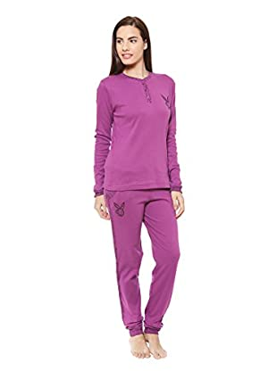 PLAYBOY Nightwear Pijama Romantic Night Cozy Nights