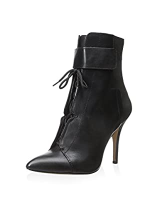Pour La Victoire Women's Onyx Lace-Up High Heel Bootie