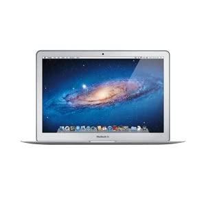 Apple MacBook Air MD231HN/A Laptop-White