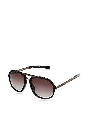 D Squared Sonnenbrille DQ021357 (57 mm) schwarz/bronze