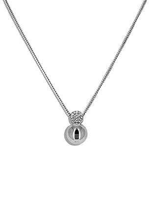Frou Frou Bijoux Collier Valentine silver