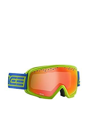 salice occhiali Maschera Da Sci 609Darwfv Verde/Rosso