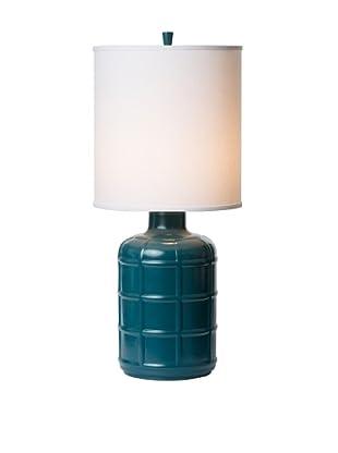 Allison Davis Design Lighting Orleans Table Lamp (Teal)