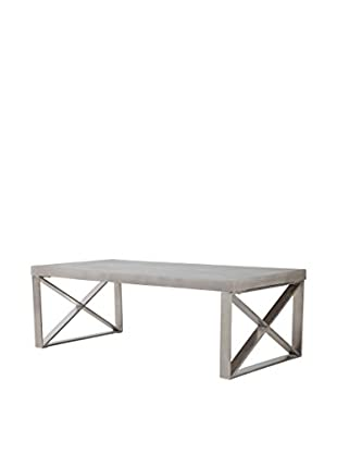 Zuo Modern Paragon Coffee Table, Cement