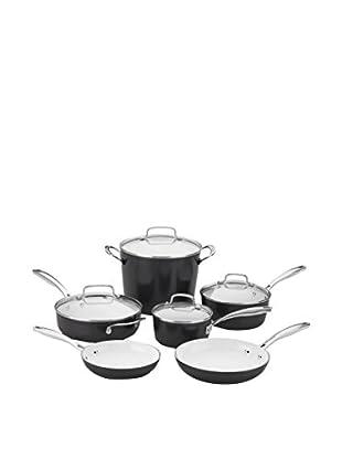 Cuisinart 10-Piece Elements Pro Non-Stick Induction Cookware Set