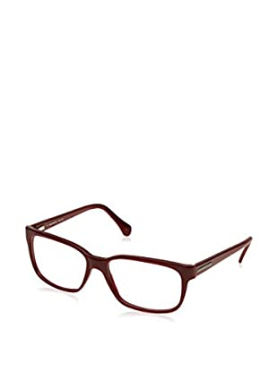 E. Zegna Gestell Vz3533 (56 mm) bordeaux
