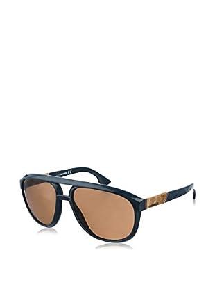Diesel Sonnenbrille 0087_90E (61 mm) dunkelblau