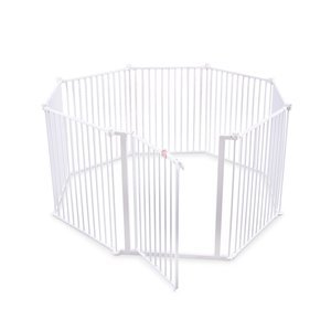 Regalo 4 In 1 Super Wide Gate and Play Yard