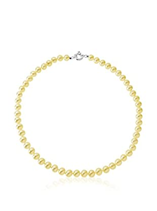 Compagnie générale des perles Collana argento 925