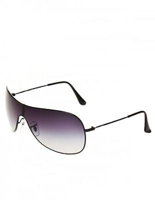 Ray Ban Sonnenbrille schwarz/grau
