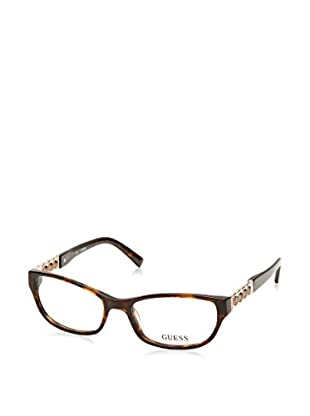 Guess Montatura GU 2380 (53 mm) Marrone Scuro