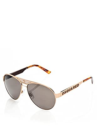 Dsquared2 Sonnenbrille DQ0138 goldfarben