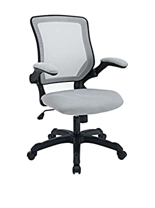 Modway Veer Office Chair, Gray