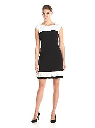 Sandra Darren Women's Ruffle Hem Dress