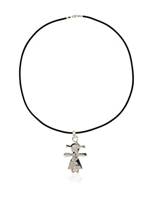 Silver One Set Halskette und Anhänger  Sterling-Silber 925
