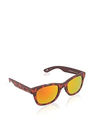 Italia Independent Sonnenbrille 0090T FLW.053 granatrot/rot