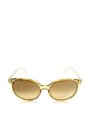 GUCCI Gafas de Sol 3697/ S-J1B (56 mm) Caramelo