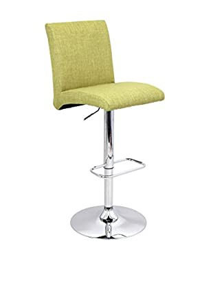 LumiSource Tintori Bar Stool, Green