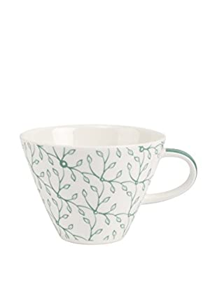 Villeroy & Boch Set Taza De Desayuno 4 Uds. Caffe Club Floral Peppermint Cafe A.Lait Oberta
