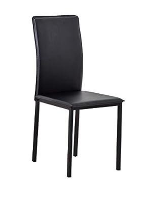 Modern Home Stuhl schwarz