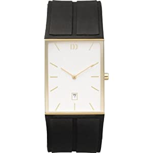 Danish Designs White Dial Men's Watch - IQ11Q735
