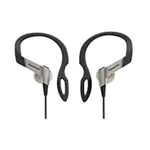 Panasonic Clip Type In-ear headset for Mobiles,RP-TCM16E-S - Silver