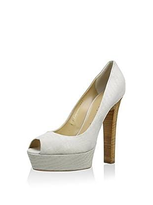 Vicini Zapatos peep toe