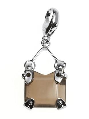 Luxenter CC163 - Charm Ankle Handbag de plata