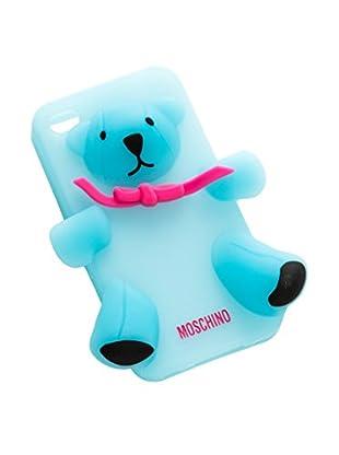 MOSCHINO Case iPhone 4/4S blau