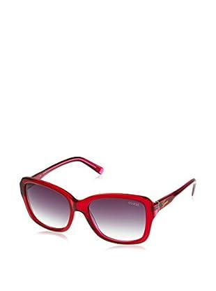 Guess Occhiali da sole GU7360 (57 mm) Rosso