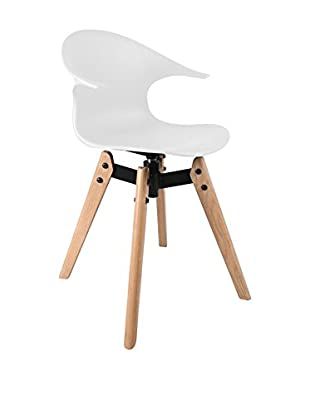 LO+DEMODA Stuhl Pelico Wood