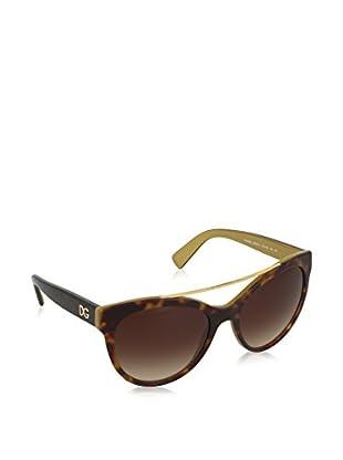 Dolce & Gabbana Gafas de Sol 4280 295613 (57 mm) Havana
