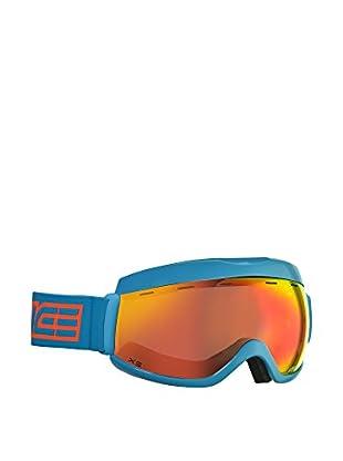 salice occhiali Maschera da Sci FB Blu/Rosso