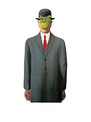 ArtopWeb Panel de Madera Magritte Les Fils De L Homme