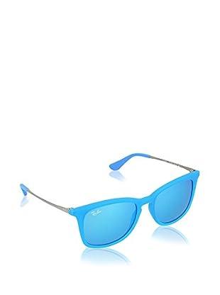Ray-Ban Sonnenbrille Kids Mod. 9063S (48 mm) blau