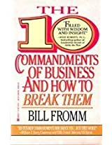 The 10 Commandments of Business and How to Break Them