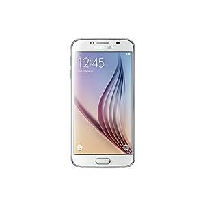 Samsung Galaxy S6 (White), 32GB