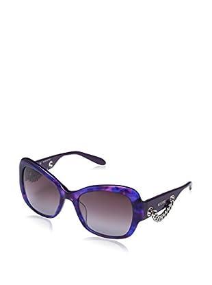 Moschino Occhiali da sole MO-774S-04 (56 mm) Blu/Viola