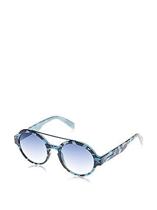 ITALIA INDEPENDENT Sonnenbrille 0913-147-49 (49 mm) himmelblau/schwarz