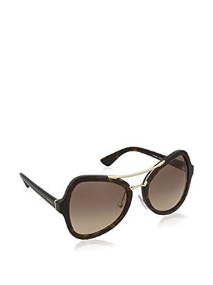 Prada Gafas de Sol 18SSSUN_2AU3D0 (55 mm) Marrón