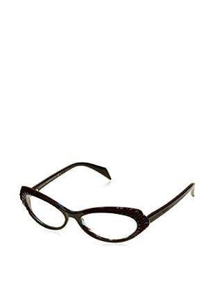 Alexander McQueen Gestell AMQ 4199 (53 mm) schwarz