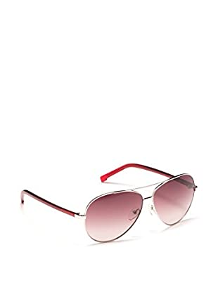 LACOSTE Sonnenbrille L145S-045 silberfarben