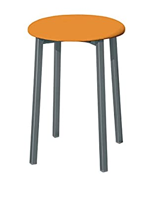 The Best of living Hocker 4er Set Nori C2 orange