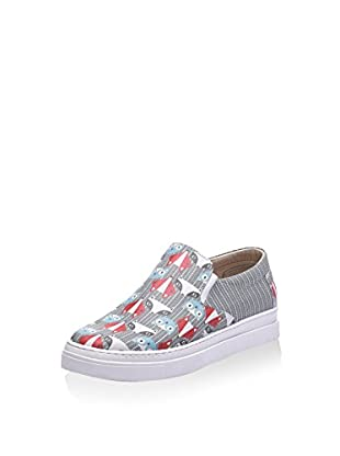 Los Ojo Slip-On Chic