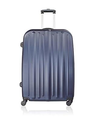 Potiron Hartschalen Trolley Alabama dunkelblau  48  cm