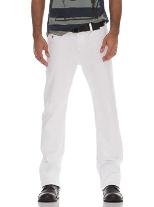 Guess Pantalón Básico (blanco)