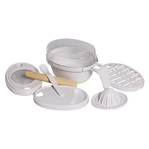 Mee Mee Baby Food Maker (White)