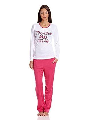 Tress Pijama Señora (Rosa)