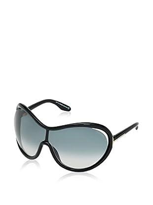 Tom Ford Sonnenbrille Ft267 01B (61 mm) schwarz/grün