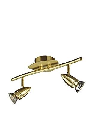 Bright Deckenlampe Halogen-2Er-Spotbalken